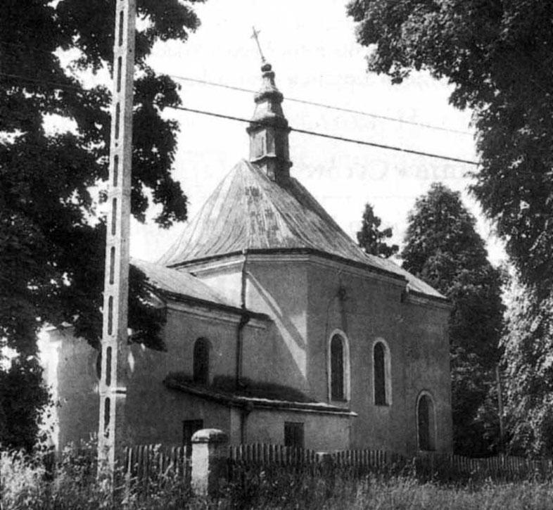 Костел св. Юзефа, 1970-ті роки
